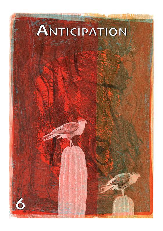 Anticipation Medicine Card