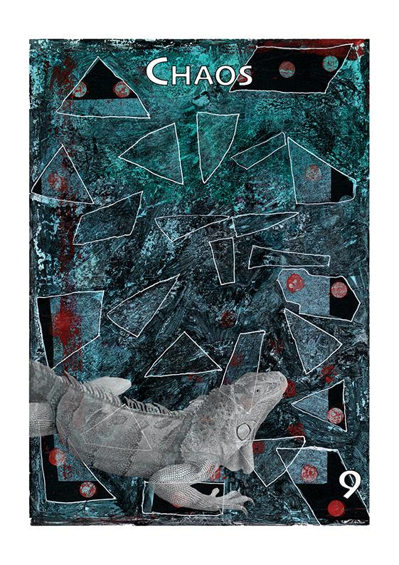 Chaos Medicine Card
