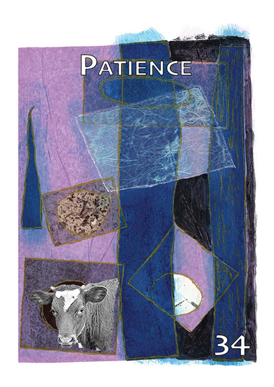 Patience Medicine Card