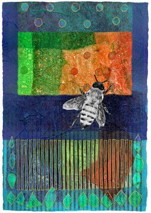 Bee Card Image