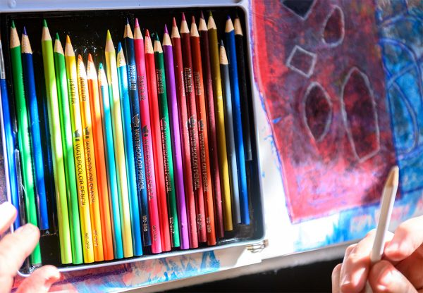 Colored Pencils Journal