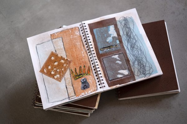 Pile of Journals