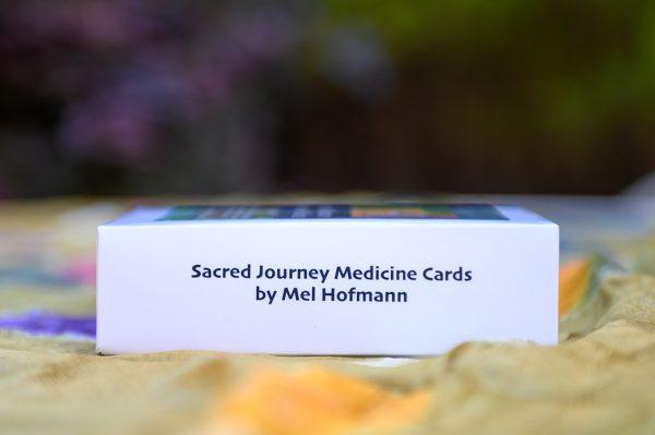 Sacred Journey Medicine Cards by Mel Hofmann